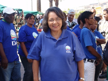 Mayor of Cape Town, Patricia de Lille